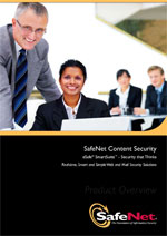 Content-Security products family brochure